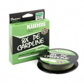 Шнур плетеный Kudos 8X Carpline PE 0,28mm 150m